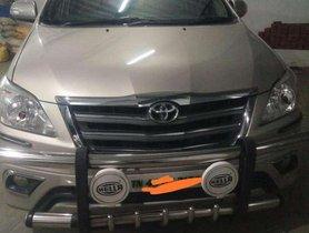 Used Toyota Innova 2.5 ZX 7 STR BS-III, 2015, Diesel MT for sale in Coimbatore