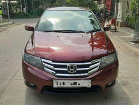 Honda City 1.5 V Automatic, 2013, Petrol AT for sale in Chennai