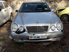Mercedes Benz E Class 2002 AT for sale in Chennai
