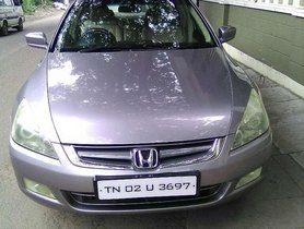 Used Honda Accord MT for sale in Erode at low price