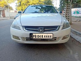 Used Honda Accord 2.4 Automatic, 2006, Petrol AT for sale in Chandigarh