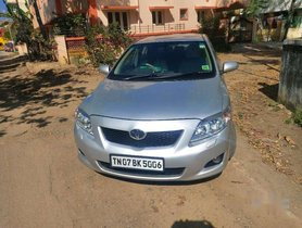 Used Toyota Corolla Altis MT for sale in Chennai