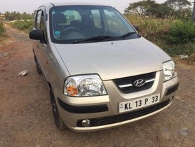 Used Hyundai Santro Xing GLS, 2005, Petrol MT for sale in Thrissur