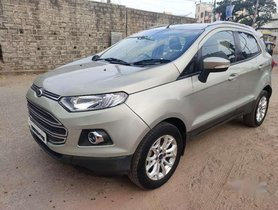 Used Ford EcoSport MT for sale in Hyderabad at low price