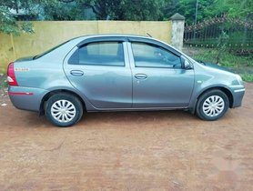 Toyota Etios GD, 2017, Diesel AT for sale in Chennai