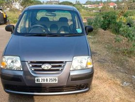 Hyundai Santro Xing 2010 XL MT for sale in Thrissur