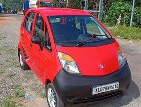 Used Tata Nano 2013 CX MT for sale in Thrissur