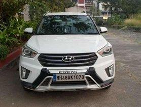 Hyundai Creta 2016 MT for sale in Mumbai