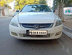 Used Honda Accord 2.4 Automatic, 2006, CNG & Hybrids AT for sale in Chandigarh