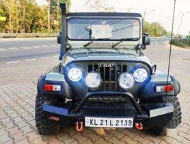 Used Mahindra Thar CRDe 2015 MT for sale in Kottarakkara