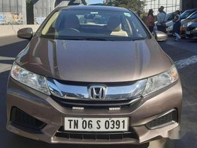 2016 Honda City MT for sale in Chennai