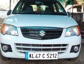 Used Maruti Suzuki Alto K10 VXI 2013 MT for sale in Thrissur