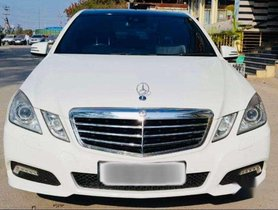 Used 2012 Mercedes Benz E Class AT for sale in Chandigarh
