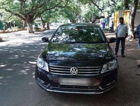 Used Volkswagen Passat Highline DSG, 2012, Diesel AT for sale in Coimbatore