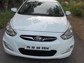 Hyundai Verna 1.4 CRDi 2012 MT for sale in Chennai