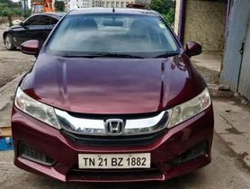 Used Honda City SV Diesel, 2015, MT for sale in Chennai