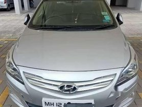 Used 2017 Hyundai Verna MT for sale in Pune