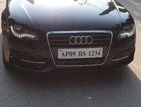 Used 2008 Audi A4 2.0 TDi AT for sale in Hyderabad
