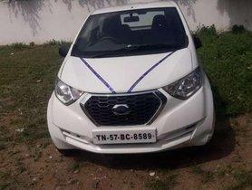 Used Datsun GO T 2017 MT for sale in Madurai