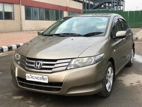 2010 Honda City S MT Petrol MT for sale in New Delhi