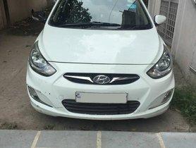 2012 Hyundai Fluidic Verna 1.4 CRDI Diesel MT in New Delhi