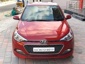 Used Hyundai Elite I20 Sportz 1.4, 2018, Petrol MT for sale in Nagar