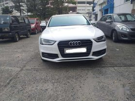 Used Audi A4 2.0 TDI Multitronic, 2014, Diesel AT for sale in Kolkata