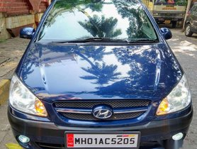 Hyundai Getz Prime 1.3 GLX, 2007, Petrol MT for sale in Mumbai
