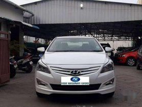 Used 2017 Hyundai Verna 1.6 SX VTVT AT for sale in Coimbatore