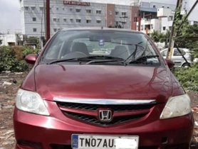 Used Honda City, 2006, Petrol MT for sale in Chennai