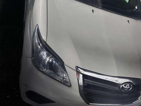 Used 2014 Toyota Innova MT for sale in Raipur