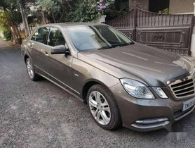 Used Mercedes-Benz E-Class E350 CDI BlueEfficiency, 2011, Diesel AT for sale in Chennai