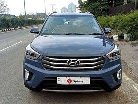 2016 Hyundai Creta AT for sale in Gurgaon