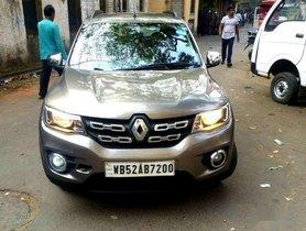 Used Renault Kwid RXT, 2016, Petrol MT for sale in Kolkata
