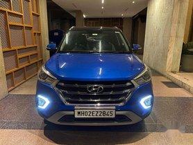 Hyundai Creta 1.6 SX Plus Petrol, 2018, Petrol AT for sale in Mumbai