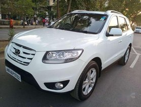 Used Hyundai Santa Fe MT for sale in Mumbai
