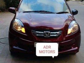 Used Honda Amaze 1.2 SMT I VTEC, 2013, Petrol AT for sale in Chennai