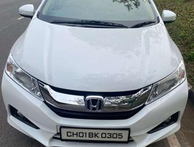 Used Honda City 2016 MT for sale in Chandigarh