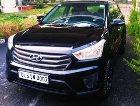 Used Hyundai Creta 1.6 E Plus 2017 MT for sale in Gurgaon