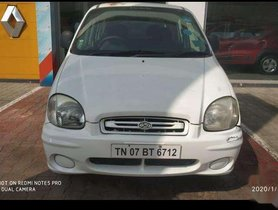 Hyundai Santro Xing 2000 MT for sale in Chennai