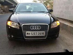 Audi A4 2.0 TDI Multitronic, 2008, Diesel AT for sale in Mumbai