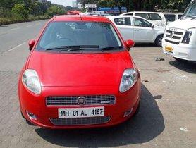 Fiat Punto 2009 MT for sale in Mumbai