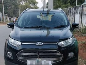 Used Ford Ecosport, 2014, Diesel MT for sale in Hyderabad
