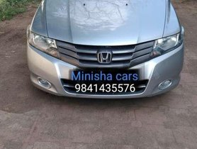 Used Honda City V, 2010, Petrol MT for sale in Chennai