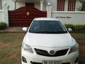 Toyota Corolla Altis 2012 MT for sale in Chennai