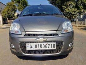 Chevrolet Spark LT 1.0, 2013, Petrol MT for sale in Ahmedabad