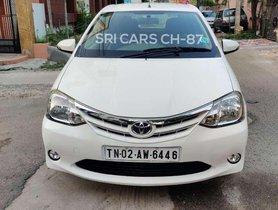 Used Toyota Etios Liva V 2013 MT for sale in Chennai