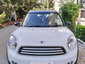 Used Mini Countryman Cooper D 2014 AT for sale in Hyderabad