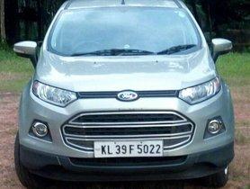 Ford Ecosport EcoSport Trend 1.5 TDCi, 2013, Diesel MT for sale in Kochi