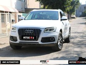 Audi Q5 AT for sale in Bhopal